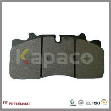 WVA 29091 Vente en gros Kapaco Hot Sale Changing Rear Brake PadS pour Daf Man Renault Volvo