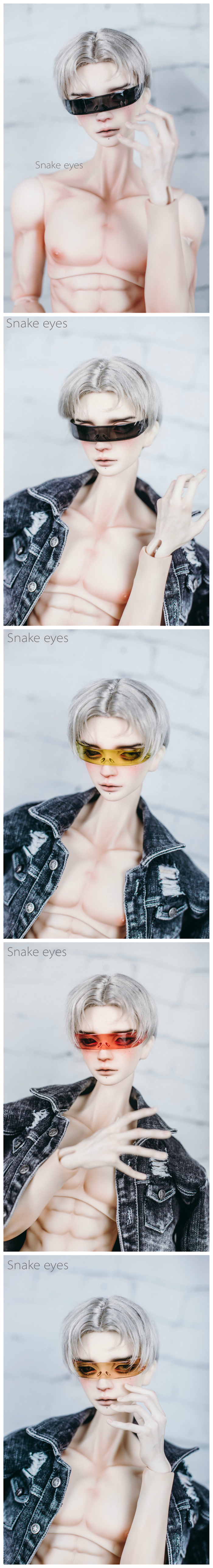 Sunglasses for SD/70cm Ball Jointed Doll