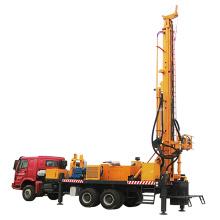 Proyecto de licitación 2021 Máquina de pozo de agua montada en camión
