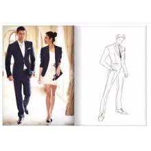 Polyester royan Wollstoff für Kleidungsstück und Uniformen