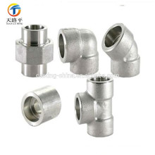 hot selling cnc machining stainless steel pipe/fittings with factory price
