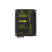 Contrôleur de charge solaire PWM de batterie au lithium 12V 24V