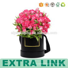 Custom Different Designs Packaging Paper Flower Box