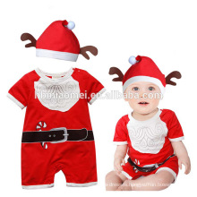 2017 new summer baby clothes infant ckloth baby boy rompers climbing clothes