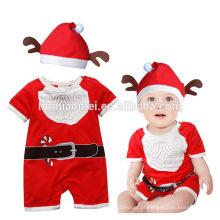 2017 novo verão roupas de bebê infantil ckloth macacão de bebê menino roupas de escalada