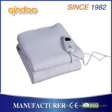 Polar Fleece 5 temperatura configuração elétrica cobertor faz você confortável