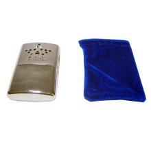 Calentador de manos de metal catalizador de platino