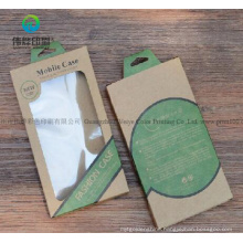 OEM Factory Supply Popular Mobile Phone PVC Clear Window Packaging Box