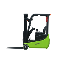 3-wheel Counterbalance Electric Forklift Truck