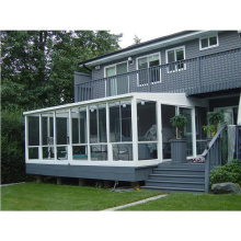 aluminium sunroom polycarbonate sunroom