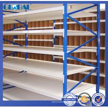 Estantería LongSpan para almacenamiento en almacén / diseño de paso de 25 mm / estantes para herramientas