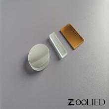 Aluminum Silver Gold coating Optical mirror glass