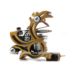 2016 New style handmade Shader Tattoo Machine,tattoo gun 10wraps coil