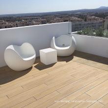 High Quality Crack-Resistant Engineered Floor Wood Grain and Groove Waterproof Interlocking Composite WPC Composite Deck