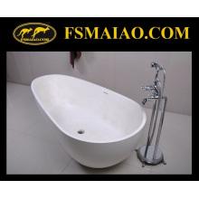 Bañera de superficie sólida independiente de diseño especial (BS-8608)