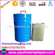 Pipe butyl rubber primer for the pipeline anti corrosion