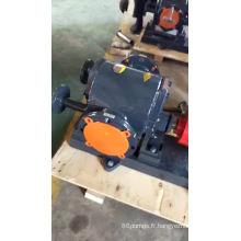 Pompe à huile à engrenages en acier moulé à haute température
