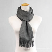 Grey Men′s and Women′s General Cashmere Scarf CD20dl
