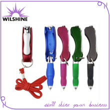 Multifunction Novelty Ball Pen with Nail Cutter (DP0514A)
