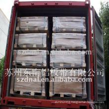 cutting aluminium plate 5052 H32 fin heat exchanger stock