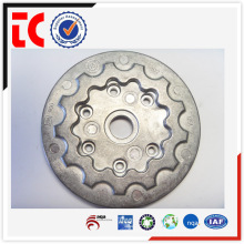 Cromado de encargo de aluminio placa de fundición de piezas de automóviles