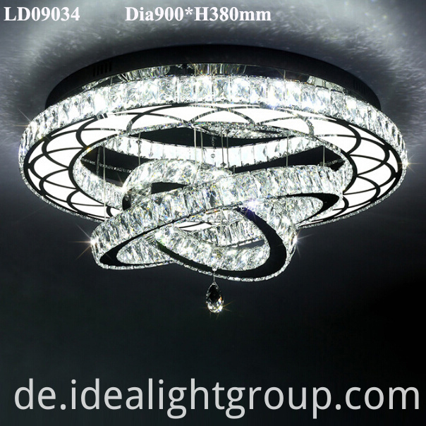 decoration ceiling lights chandelier