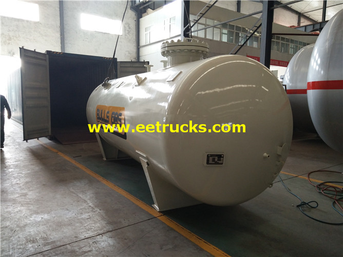 10000l Ammonia Gas Tanks