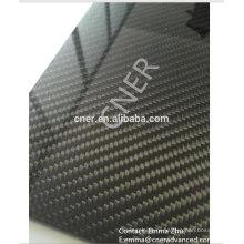 сделано в китае 1mm 2mm 3mm 4mm 5mm OEM 3k панель из углеродного волокна / лист / пластина Skype: zhuww1025 WhatsApp (мобильный): + 86-18610239182