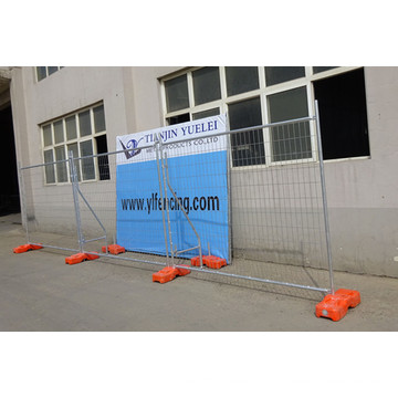 Residential Popular Temporary Fence/Hot Dipped Galvanized Removable Portable Temporary Fence/Australia Galvanized Temporary Dog Fence