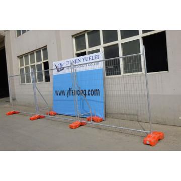 Сварные ограждения из проволочной сетки / собранный завод железобетонных ограждений / Китай Завод по производству порошковых покрытий