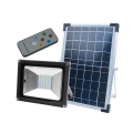 Solar Flood Light dengan remote dan kontrol lampu