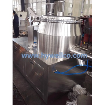 Hywell Supply Granulator Mixing Berkelajuan Tinggi