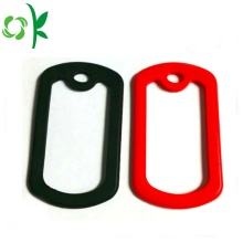 Terbaru Silicone Pet ID Tag Dog Scout Tag