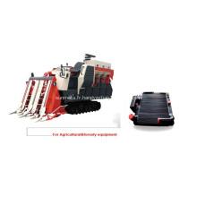 Échangeur de chaleur en aluminium à plaques et ailettes pour machine agricole