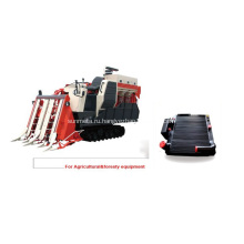 Алюминиевый пластинчато-ребристый теплообменник для сельскохозяйственной машины