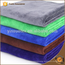 Super soft color printing travel microfiber gym cooling fitness towel