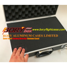 Wholesale - High Quality Cosmetic Makeup Eyebrow Pen Machine Kits 20 Needles/20tips/Ink Caps & Aluminum Casecosmetic Cases1X PRO