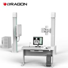 Digital-Generatorröntgenstrahlmaschine der Krankenhausausrüstung Malaysia