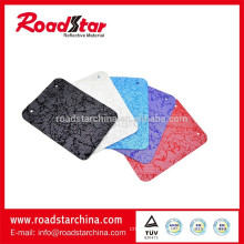 Fashion Design reflective Raw Material For Shoes