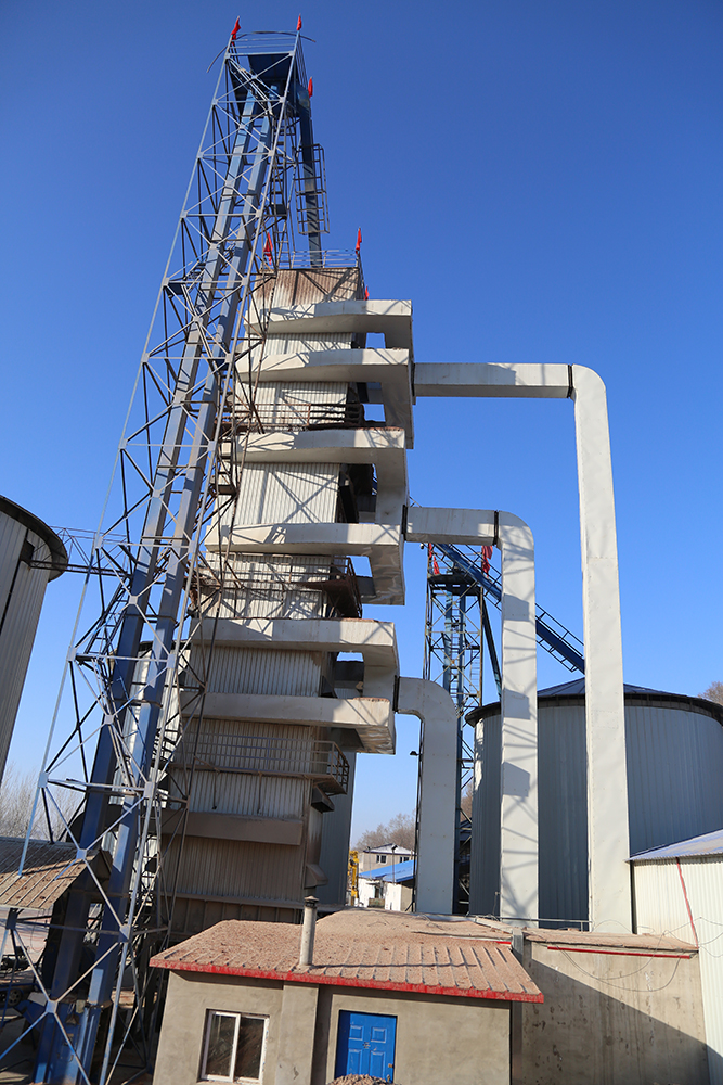 Corn Grain Drying Tower