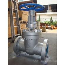 Wcb 600lb Válvula de compuerta exterior Válvula industrial