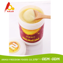 Factory Supply Fresh Royal Jelly in Bottles 500g (OEM Welcome)