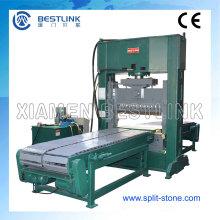 Máquina de corte de bloco de pavimentação hidráulica para granito
