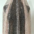 Tela de tul de bordado de lentejuelas de lujo para vestido de novia