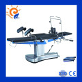 Universal electric hydraulic surgical operation table
