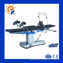 JT-2A CE approuvé Universal Electric-hydraulique Table d'opération