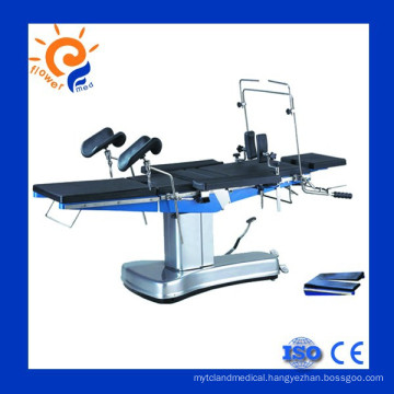 Clinics Apparatus C-arm examination hydraulic operation table