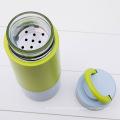 garrafa de água livre do vidro térmico parede dupla bpa