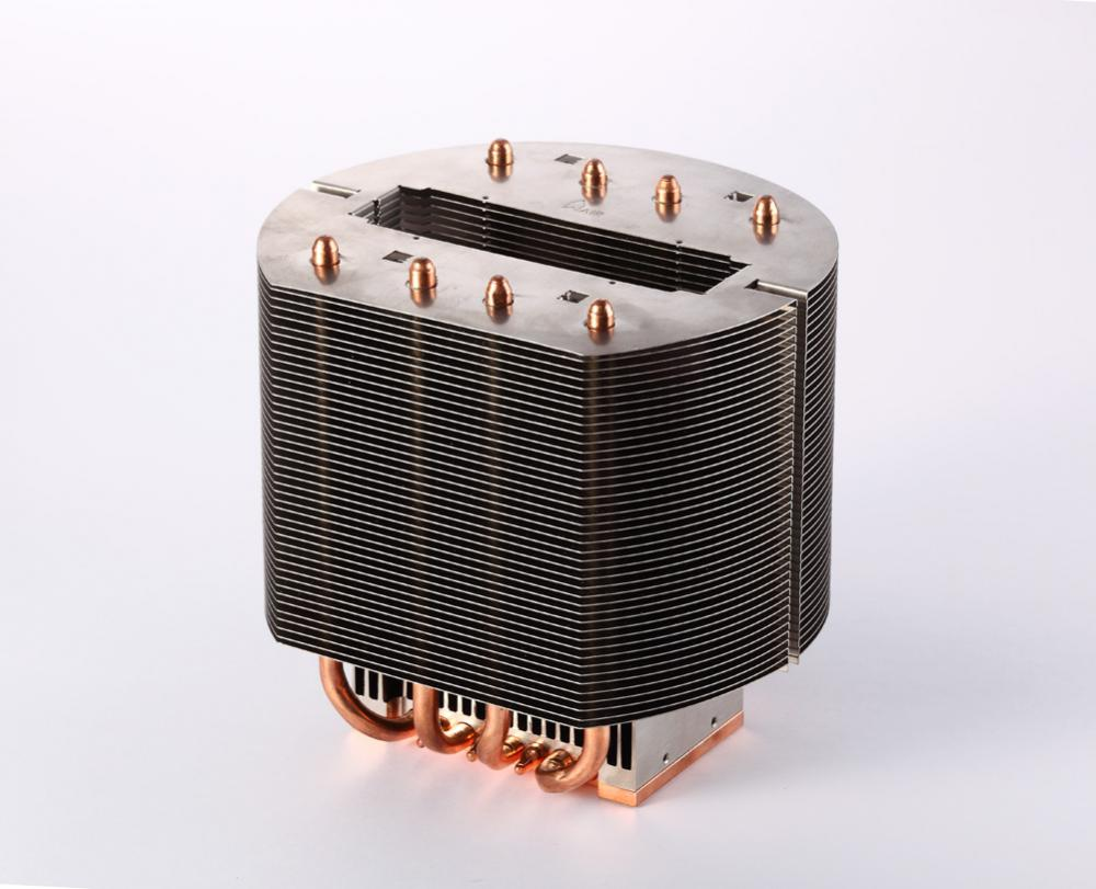 Copper Heatpipe Heatsink