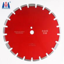 Asphalt road cutting disc diamond saw blades